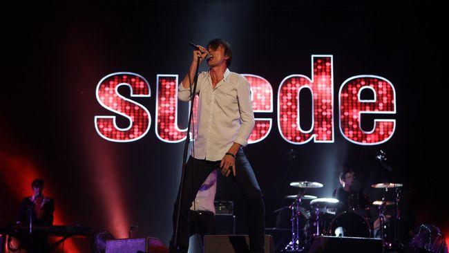 Band Suede Siap Produksi Album Baru Tahun Ini