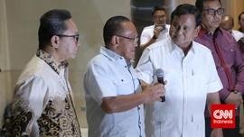Dua Koalisi Politik Gelar Pertemuan Terpisah Malam Ini