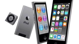 Resmi, Apple 'Bunuh' iPod Nano dan Shuffle