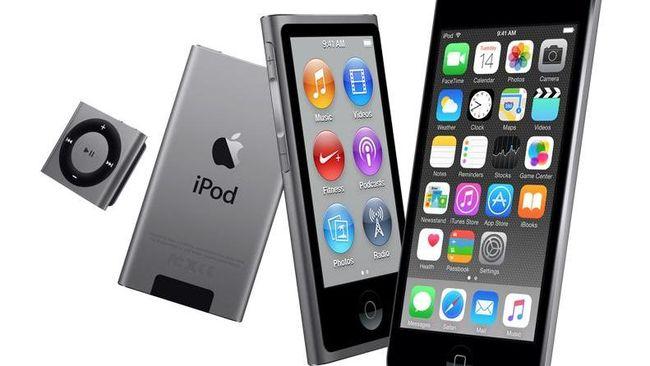 Merayakan 15 Tahun Eksistensi iPod