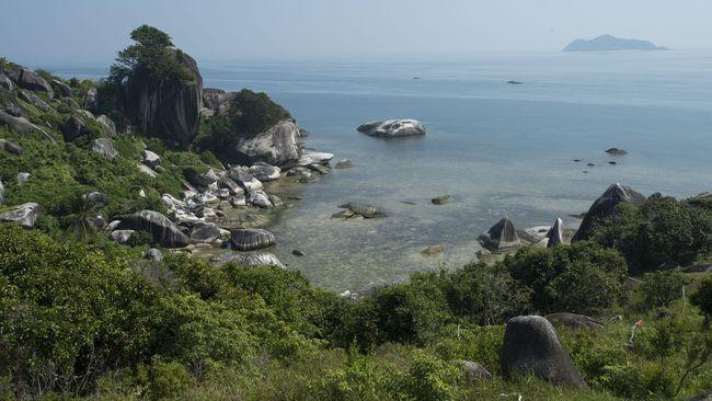 Perairan Natuna, 'Medan Tempur' Indonesia-China