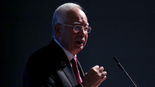 Najib Razak Tegaskan Aliran Uang Rp8,4 T Bukan Milik Negara