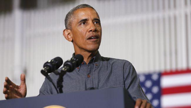 Obama Kunjungi Alaska, 5 Kapal China Terlihat di Laut Bering