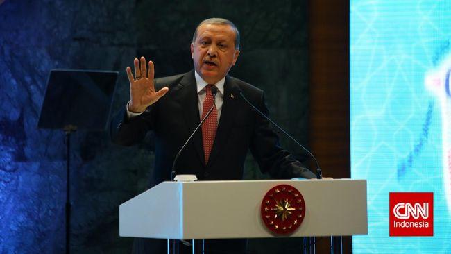 Turki Tak Segan Gempur Etnis Kurdi Suriah yang Didukung AS