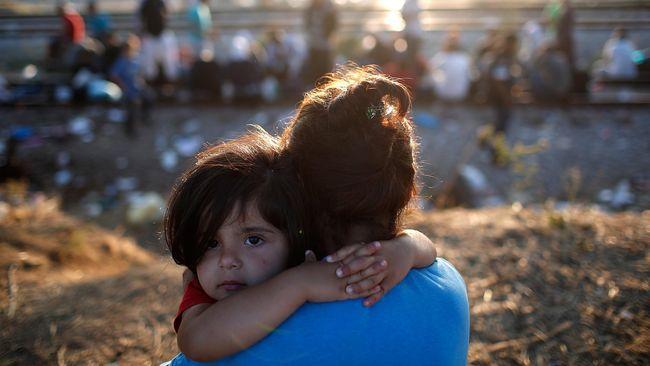 Nestapa Imigran Anak versus Penyelundupan 'Bintang Lima'