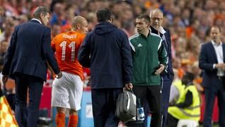 Portugal vs Belanda di Piala Dunia 2006 Hasilkan 20 Kartu