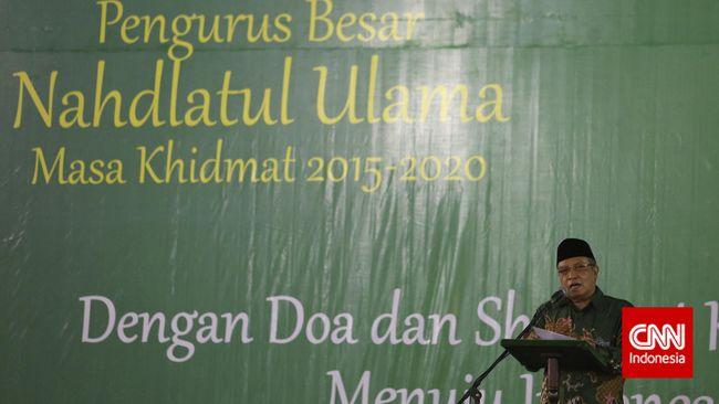 Ketua Umum NU Usulkan Nama untuk Masjid PDI Perjuangan