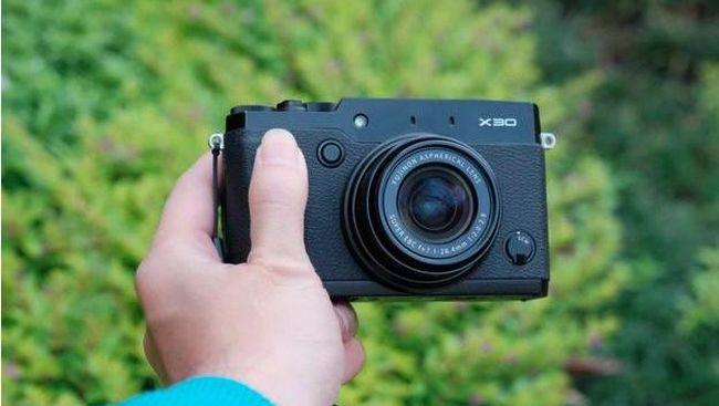 Fujifilm X30, Asyik Dipakai Memotret Kala Liburan