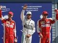 Kalahkan Duo Ferrari, Hamilton Rebut Pole GP Italia