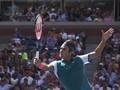 Federer Butuh 93 Menit untuk ke 16 Besar AS Terbuka