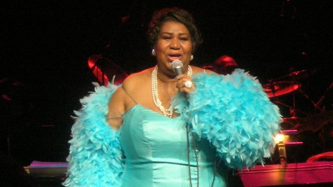 'Queen of Soul' Aretha Franklin Disebut Sedang Kritis