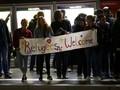 Jerman dan Austria Sambut Kedatangan Ribuan Imigran
