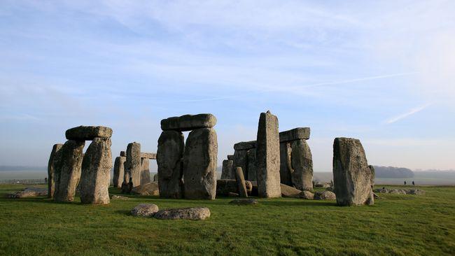 Batu Penyusun Stonehenge Dicuri dan Dijual di eBay