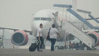 Harga Tiket Pesawat Meroket, Tingkat Hunian Hotel Melorot