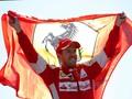 Vettel Tercepat Dalam Tes Pramusim Pertama F1 di Barcelona