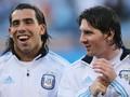 Menebak Kartu As Argentina Tanpa Messi-Tevez-Aguero