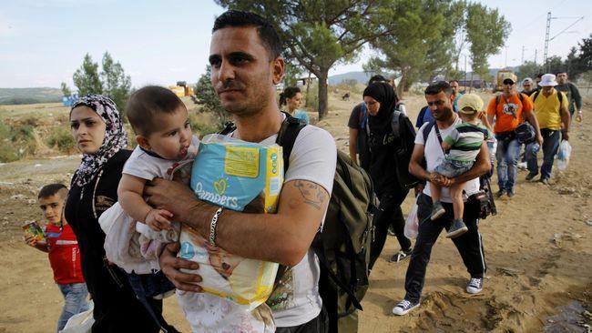 Obama Perintahkan AS Terima 10.000 Imigran Tahun Depan