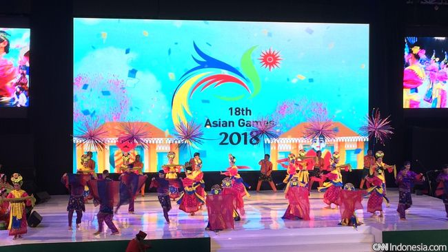 Komitmen BUMN Jadi Sponsor Asian Games 2018