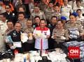 Sabu dan Ekstasi Dominasi Kasus Narkoba di DKI