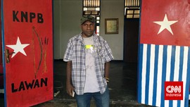 Polisi Papua Ambil Alih Kantor KNPB untuk Jadi Pos TNI/Polri
