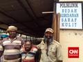 Bebas, Tapol Papua Filep Karma Hadiri Ulang Tahun KNPB
