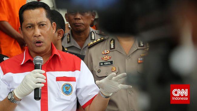 Budi Waseso Dorong Eksekusi Mati Tahap III Kasus Narkoba
