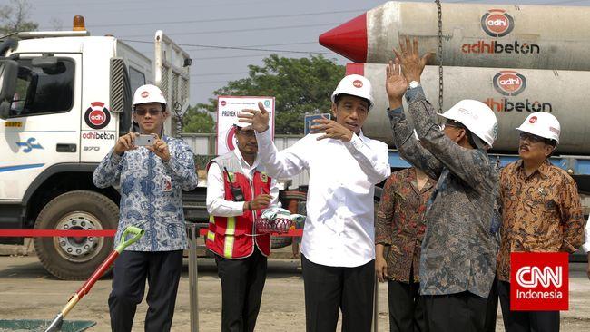 Jokowi: Kami Kejar Orang yang Sengaja Membakar Hutan