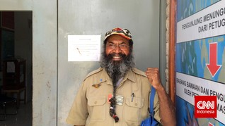 Filep Karma Nilai Pilpres 2019 Tak Bermanfaat untuk Papua