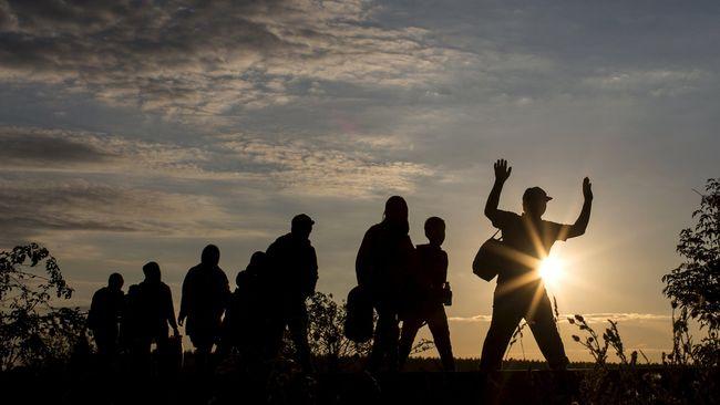 Ada Apa di Balik Kedermawanan Jerman kepada Imigran?