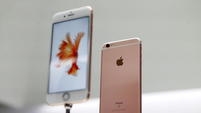 Iphone 6s Cuma Punya Memori Ram 2gb