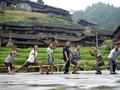 Desa Unik di China yang Semua Warganya Jago Kungfu