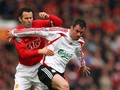 Foto-foto Pilihan Satu Dekade MU vs Liverpool di Old Trafford