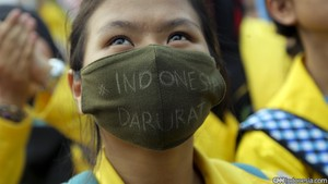 Survei Lokataru: Mahasiswa Anggap Omnibus Law Neo Orde Baru