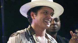 Bruno Mars dan Missy Elliot 'Mesra' di Studio Rekaman