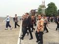 Jokowi Tiba di Paris untuk Hadiri Konferensi Perubahan Iklim