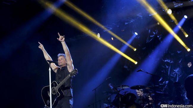 Bon Jovi sampai Dire Straits Dapat Rock and Roll Hall of Fame
