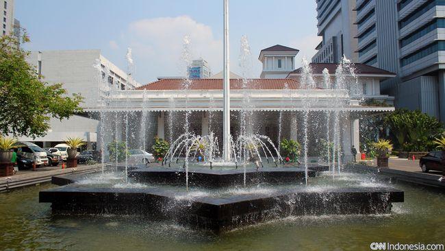 Sejarah Panjang Kompleks Balai Kota Jakarta