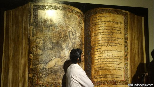Peradaban Maju Nusantara di Balik Lukisan Eropa Abad ke-15