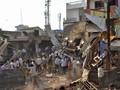 Ledakan Tabung Gas di India, 60 Orang Tewas