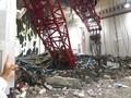 Korban Tewas Tragedi Mekkah Tembus 100 Jemaah