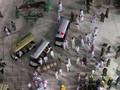 Warga Mekkah Donor Darah Bagi Korban Musibah Crane