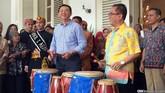 Balai Kota DKI Jakarta resmi menjadi destinasi wisata seiring bunyi rampak gendang yang ditabuh oleh Gubernur DKI Jakarta Basuki Tjahaja Purnama alias Ahok dan perwakilan DPRD DKI Ruddin Akbar Lubis.