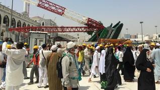 Pengadilan atas Insiden Crane Raksasa di Mekkah Dimulai