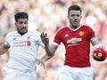 Babak I : United vs Liverpool Berjalan Membosankan, Skor 0-0