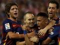 Iniesta: Barca Tetap Lebih Baik Sekalipun Madrid Punya Neymar