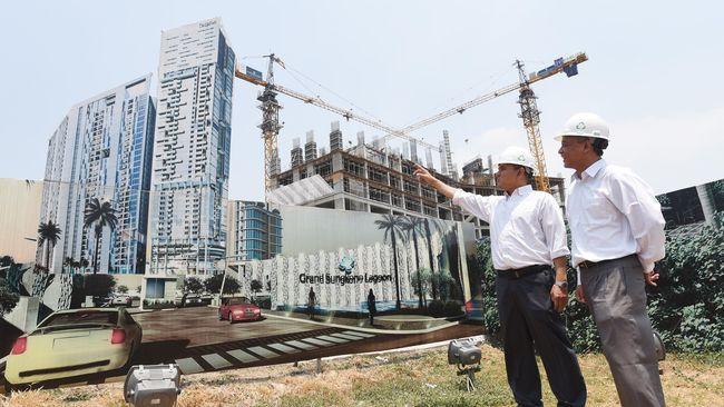 PP Properti Dirikan Serentak Tujuh Bangunan Akhir 2017