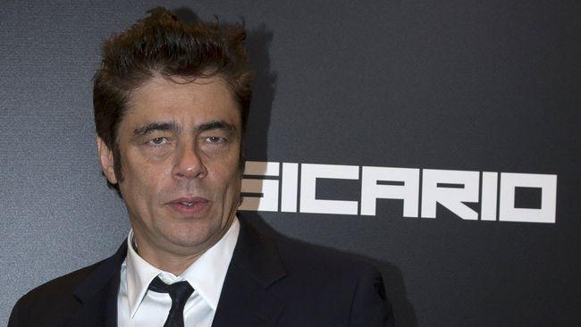 Suara Benicio Del Toro 'Dicuri' Swiper 'Dora the Explorer'