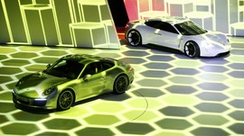 Porsche Buka Kantor Digital di Silicon Valley