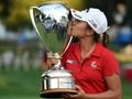 Lydia Ko, Tiger Woods di Dunia Golf Wanita