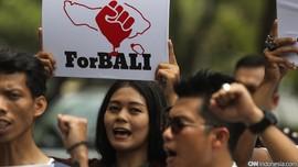 Desak Setop Reklamasi, ForBali Kirim Surat Terbuka ke Jokowi